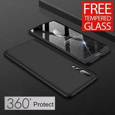 NEW For Huawei P20/ P20 Pro/ Phones 360° Full Body Shockproof Slim Case Cover