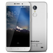 très fin A10 Blackview android7.0 smartphone mt6580a 5'' 2G+ 16G DUAL appareil