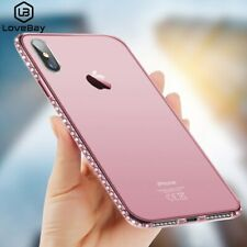 Diamond Crystal Jewel Bling Case Cover For Apple iPhone X 8 7 6 6S 5 5S SE Plus