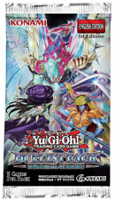 yu-gi-oh! Duelista DIMENSIONAL Guardians Cartas Coleccionables Booster