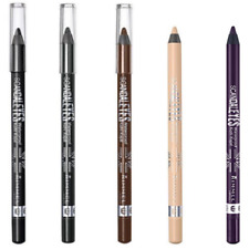 Rimmel Scandaleyes Waterproof Kohl Eyeliner Pencil - 001 Black