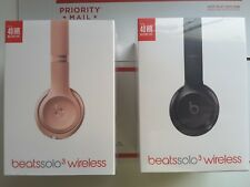 Authentic Beats by Dr. Dre Beats Solo3 wireless bluetooth headphones- no fakes!