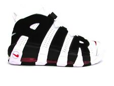NIKE AIR MORE UPTEMPO '96 SNEAKERS BIANCO NERO 414962-105