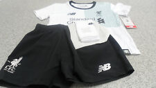 Official New Balance Liverpool LFC Infant Away Mini Kit 2017/18, 2/3 & 4/5 Years