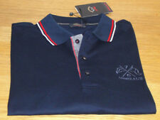 New Paul and Shark Admiral's Collection Polo Shirt Blue size M,L, XL & XXL WOW!!