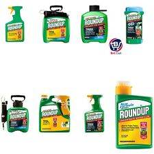 Roundup Fast Action Tough Weedkiller Pump Concentrate Gel Optima Roots Garden
