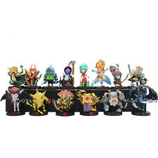 WOW DOTA 2 Game Figure Bounty Hunter BH Strygwyr Krobelus Toxic Warlock jugger