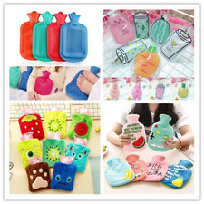 Lovely Hot Water Bag Bottle Hand Warmer Warming Water Injection Therapy 5ADE