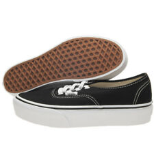 Zapatos Vans  Authentic Platform  VN0A3AV8BLK - 9W