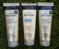 John Frieda Blonde Platinum to Champagne Original - Enhancing Conditioner  250ml