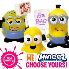 Despicable Me Minions Mineez Series 1 Squishy Figures *CHOOSE YOURS* Moose Toys