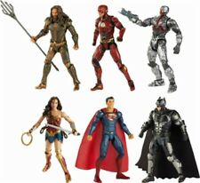 Justice League Movie Multiverse 6-inch Action Figures