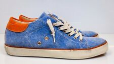 LEATHER CROWN SNEAKERS BASSE ART.M774-S NUOVE ED ORIGINALI