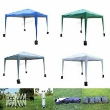 Foxhunter Impermeabile 3Mx3M Gazebo Pop Up Tendone Giardino Festa Tenda Senza