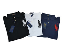 RALPH LAUREN Polo Shirt Big Pony Slim Fit