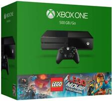 Xbox One 500GB Console - The LEGO Movie Videogame/Kinect Bundle