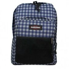 Mochila Azul motivo estampado Eastpak Pinnacle EK060 31M Checksange azul