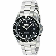 Invicta Pro Diver 8926OB Men's Black Dial Stainless Steel Automatic Watch 40mm