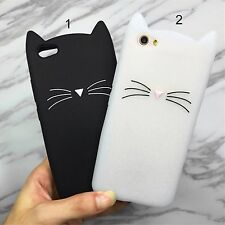 CUBIERTA DE LA CAJA gatto kitty para HUAWEI Honor 8 9 V8 V9 5 X 5 C 4c Enjoy 5s