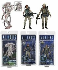 "Aliens - 7"" Scale Figures (3 Variations) - Series 9 - (DISCONTINUED) - NECA"