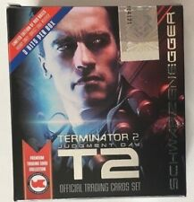 T2 Terminator 2 Unstoppable Cards Trading Cards 2017