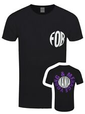 Fall Out Boy Young And Menace Men's Black T-shirt