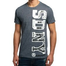 M1000 Homme Tee-Shirt Gris Superdry