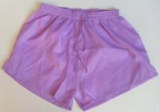 Short nylon lilas, lightly see-through