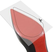 Crystal Clear 3M sole protectors guard for Christian Louboutin red bottom heels