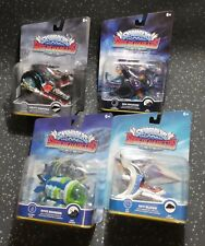 SKYLANDERS SUPERCHARGERS CRYPT CRUSHER, SEA SHADOW, DIVE BOMBER, SKY SLICER