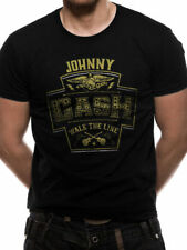Johnny Contanti Camminata The Line Black Rock Unisex Taglie: M,L,XL,XXL Nuovo