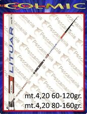 Canna Colmic TAIRON Telematch gr 10-80 4,30-4,60 Pro Force Carbon