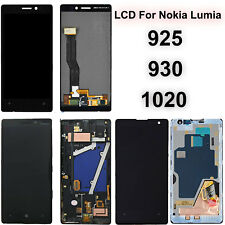 LCD For Nokia Lumia 925 930 1020 Display Digitizer Touch Screen - Black