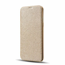 Bling Glitter Leather Flip Case Silicone Cover Wallet for Galaxy S8 Plus S7 S6