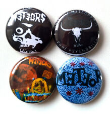 BADGES THE METEORS