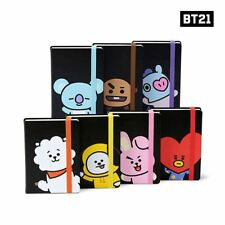 BTS BT21 Official Authentic Goods monopoly The Notebook CHIMMY KOYA COOKY Etc