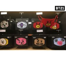 BTS BT21 Official Authentic Goods Fashion Mask Free Standard Shipping