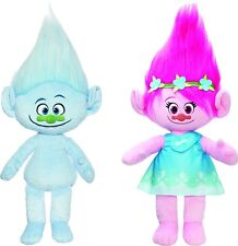 "20"" JUMBO Plush NEW DreamWorks Trolls Large Hug 'n Plush Poppy Guy Diamond 50cm"
