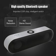 New NBY18 Mini Bluetooth Portable Wireless Speaker Sound System Stereo Aux & USB