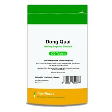 Dong Quai Tablets 30/60/120 2000mg servings Angelica Sinensis Nordhaus