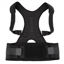 Adjustable Apoyo Correction Belt Back Lumbar Shoulder Brace Belt Posture Nuevo