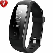 Orologio Fitness Willful Fitness Activity Tracker Cardiofrequenzimetro da Polso