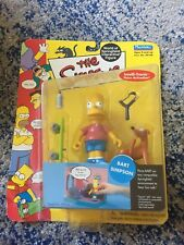 the simpsons bart action figures