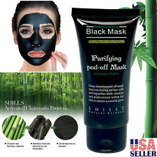 SHILLS Purifying Black Mask Peel Off Facial Cleansing Blackhead Remover 50 mL