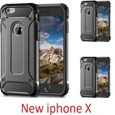 360 Luxury Ultra Thin Shockproof Hybrid Case Cover for  iPhone X