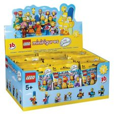 LEGO Minifigures Simpsons Series 2 Brand New 71009 - Just opened to check
