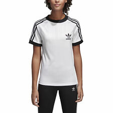 T-Shirt Donna Adidas Originals Styling Complements Football Bianca  Codice CE166