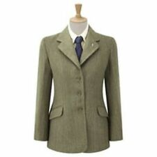 Women's Caldene Belvoir Derby Tweed Jacket Green Various Sizes