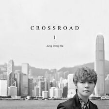 JUNG DONG HA CROSSROAD (1st Album) CD+Booklet+Photocard+Poster+Tracking no.