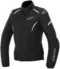 Alpinestars Stella Gunner Wp Giacca per Donna Sw Bianco Giacca Motociclista